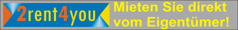 Banner Anmietung 2rent4you e.K. Germany