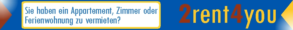 Banner 2rent4you e.K. Germany