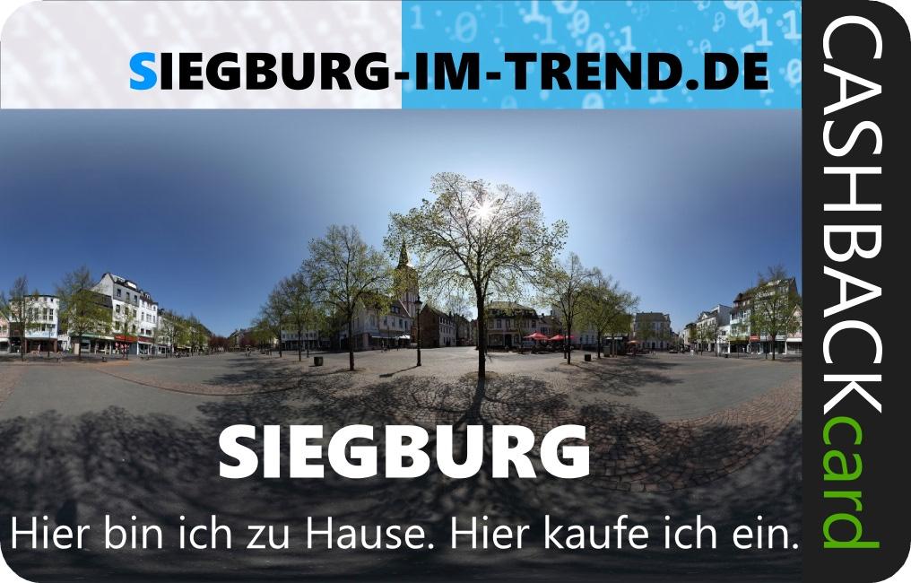 Siegburg-im-Trend CashBackcard