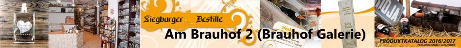 Banner Siegburger Destille